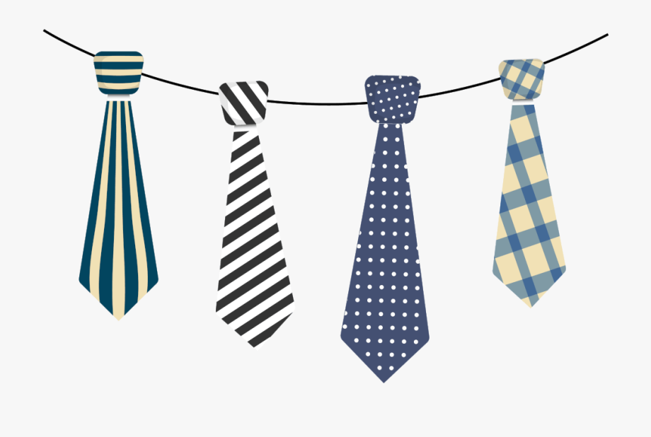 Fathers Day Tie Png.