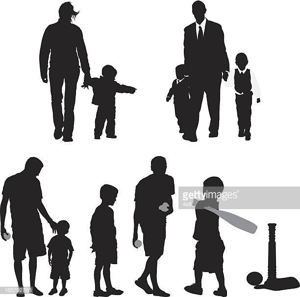 60 Top Father Son Baseball Stock Illustrations, Clip art, Cartoons.
