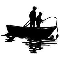 Father and son fishing clipart 1 » Clipart Station.