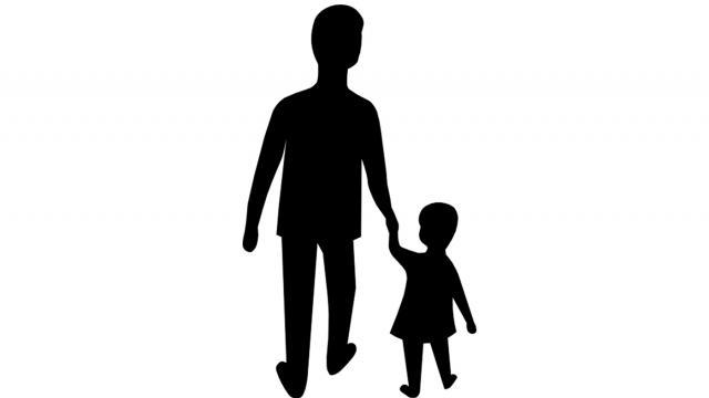 Parent child clipart - Clipground