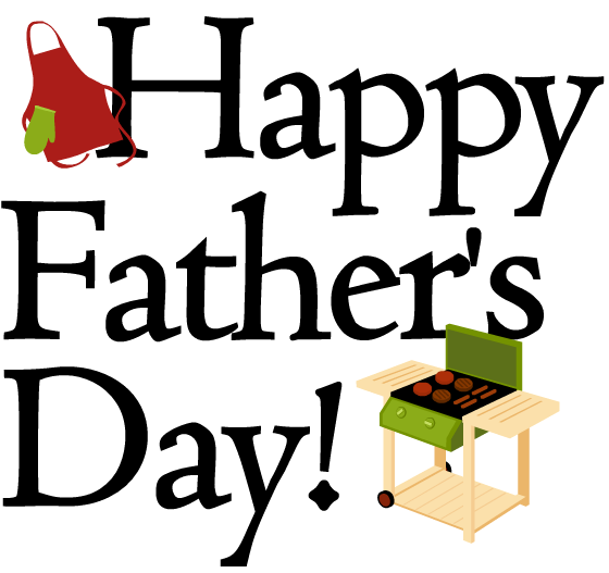 Happy Fathers Day Clip Art Images.