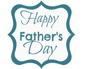 Fathers Day Png.