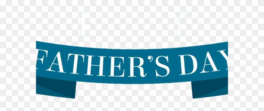 Father`s Day Clipart Banner.