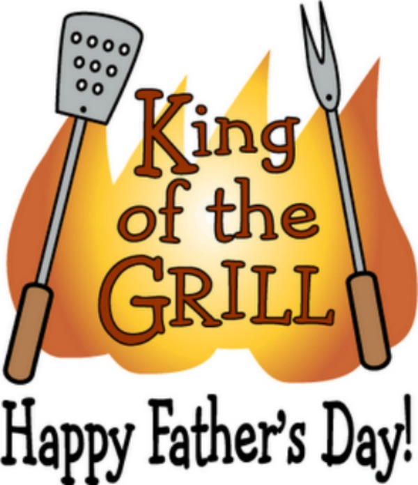 fathers day bbq clipart - Clipground