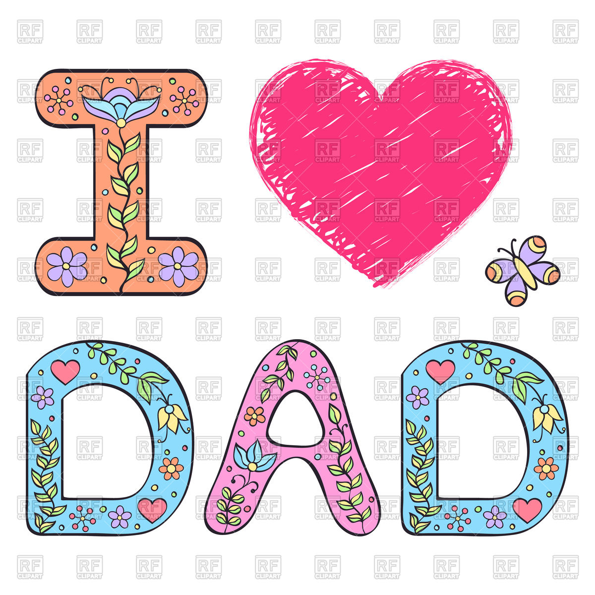 Father\'s Day Card For Dad, Best Friend.