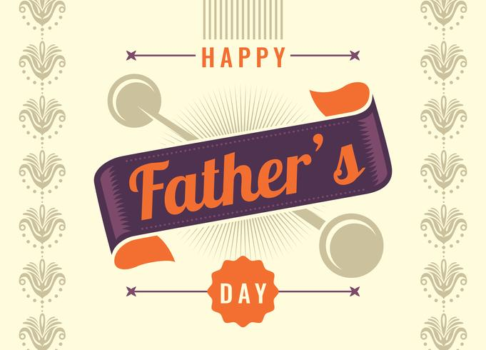 Happy father\'s day card..