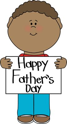 82 Best Fathers Day Clip Art images.
