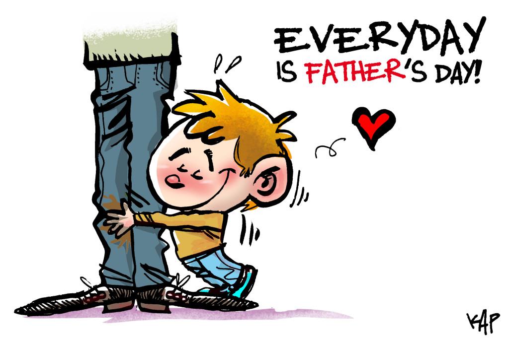 Cartoons: Best of Father\'s Day.