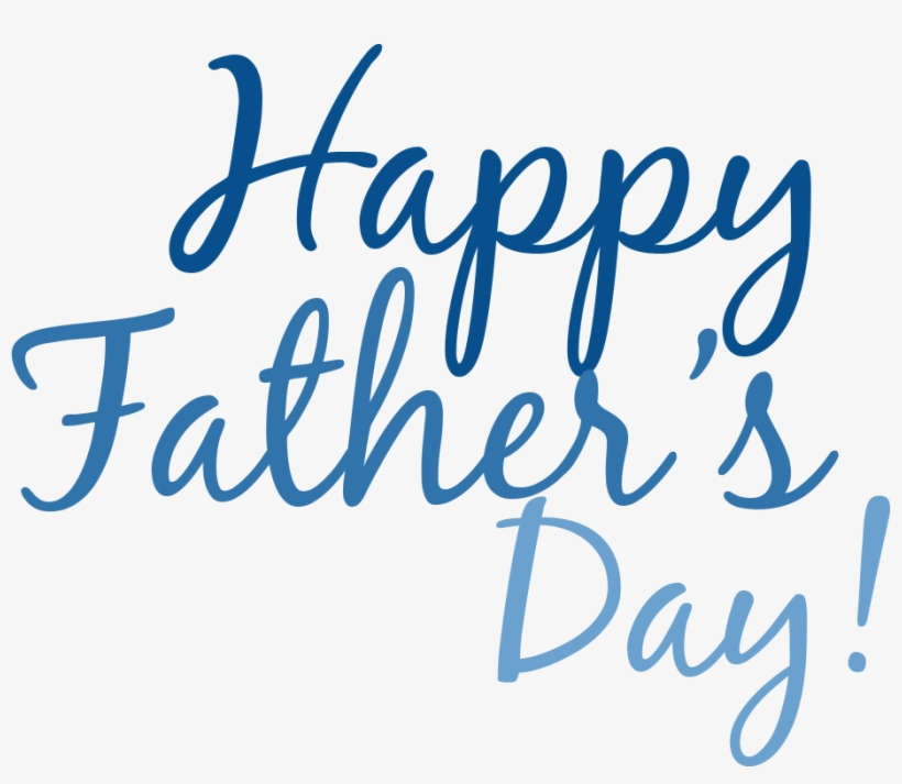 Happy Father's Day Clip Art.