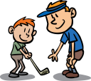 Royalty Free Golf Clipart.