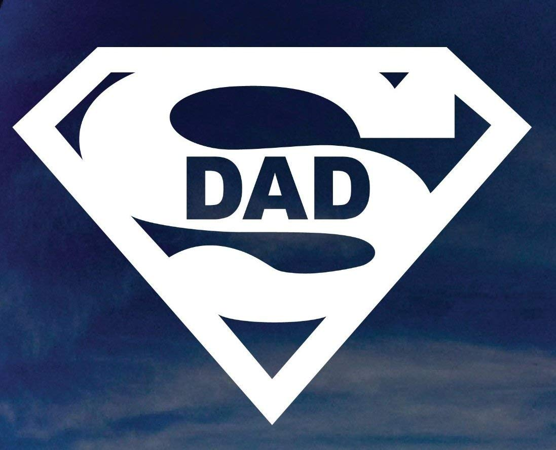 Amazon.com: FATHER\'S DAY SUPERMAN INSPIRED SUPER DAD LOGO.
