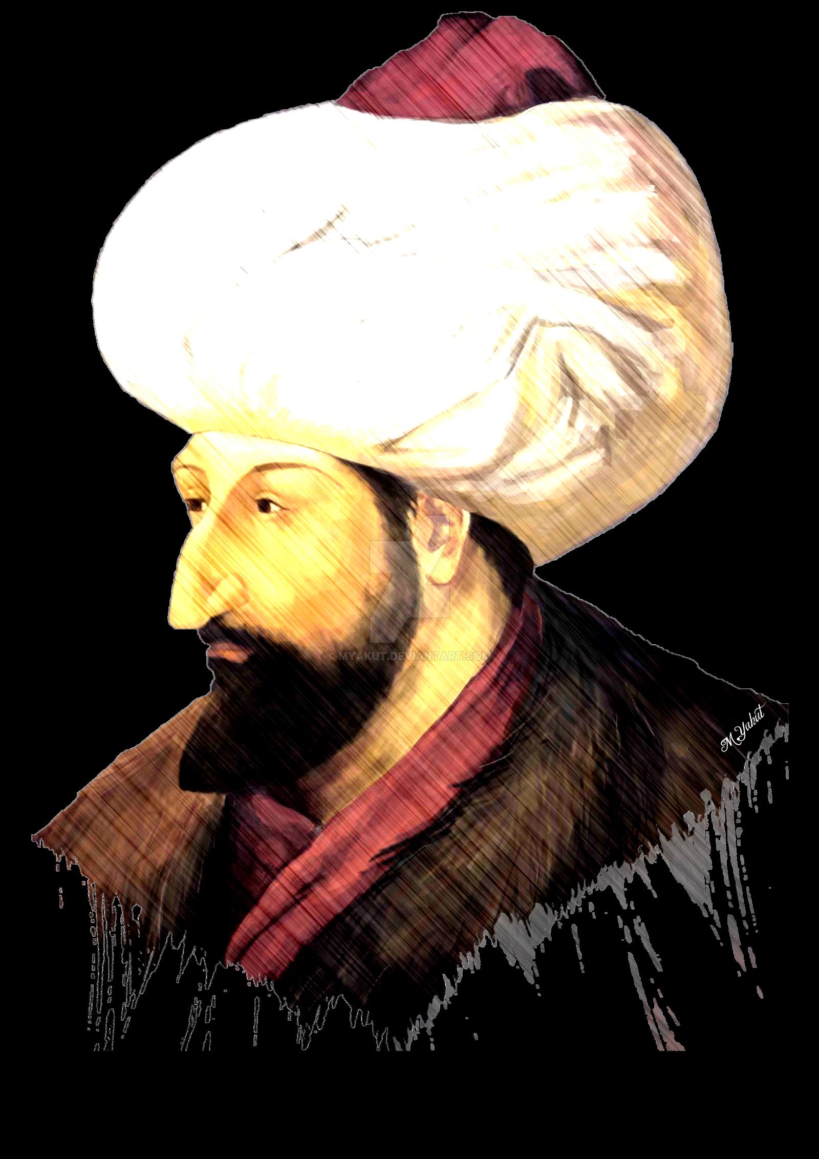 Fatih Sultan Mehmet by myakut on DeviantArt.