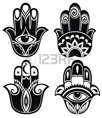 405 Hand Of Fatima Stock Vector Illustration And Royalty Free Hand.