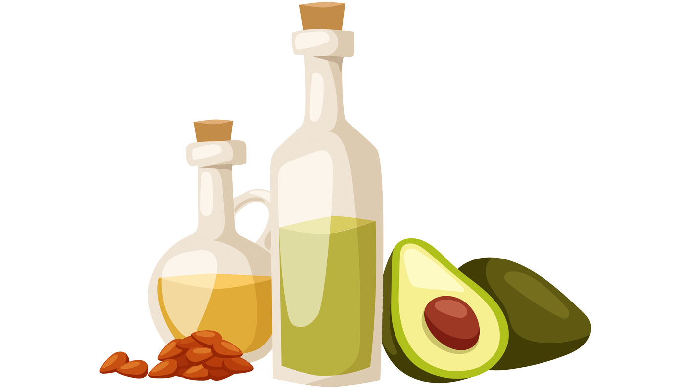 Monounsaturated fat from plants linked to better health.