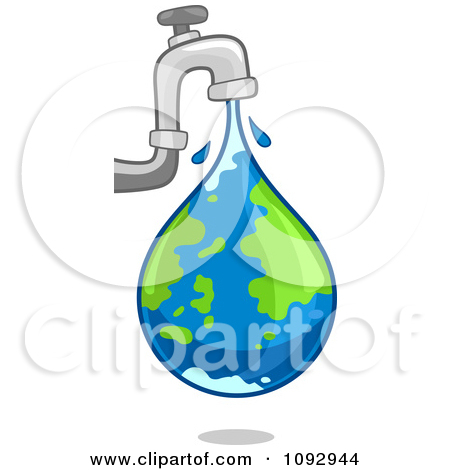 Clipart Faucet Dripping.
