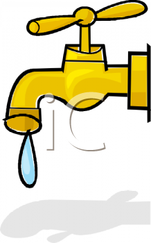 Faucets 2010 Clipart.