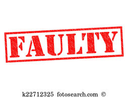 Faulty Clipart and Stock Illustrations. 120 faulty vector EPS.