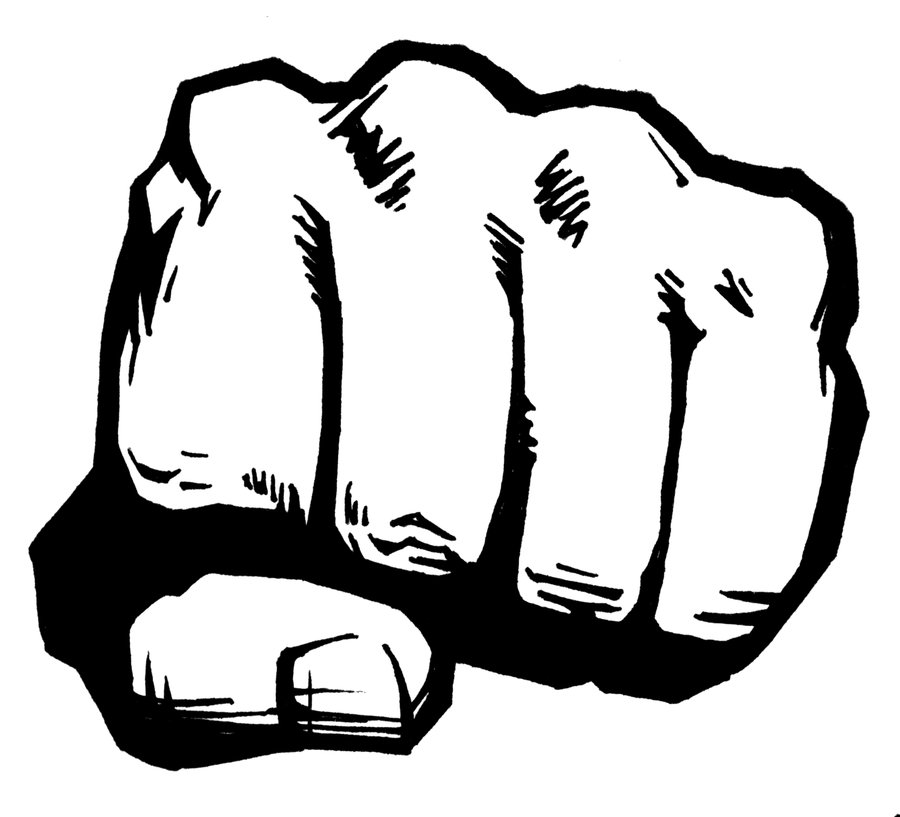 Fist Clipart.