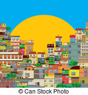 Favela Illustrations and Clip Art. 35 Favela royalty free.