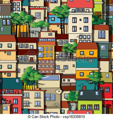 Favela Clipart Vector and Illustration. 24 Favela clip art vector.