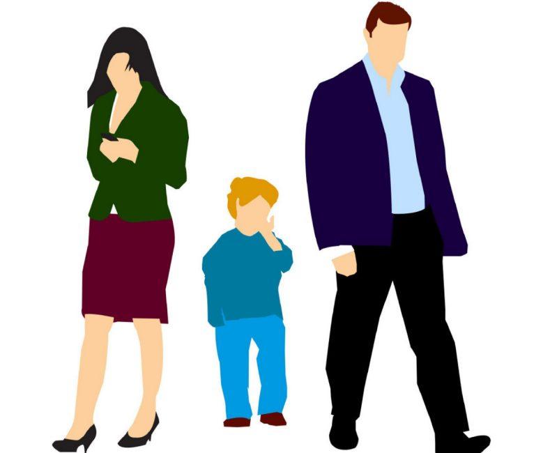 Bill favoring 'equal time' for parents in divorce deserves support.