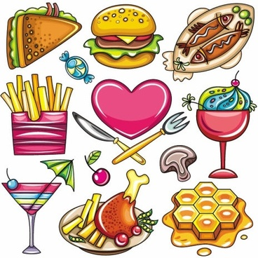 Food free vector download (4,739 Free vector) for commercial use.