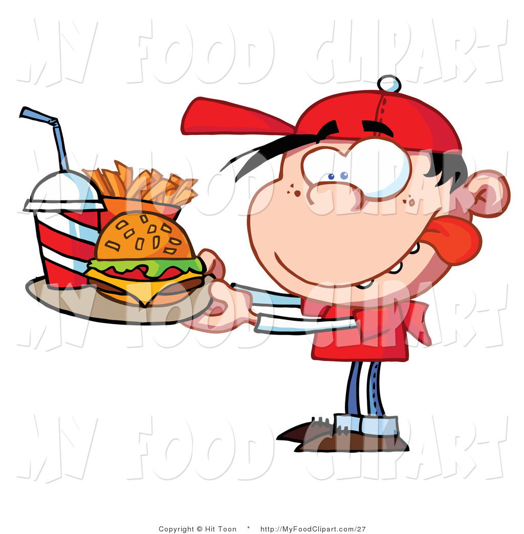 Healthy Meal Clipart.