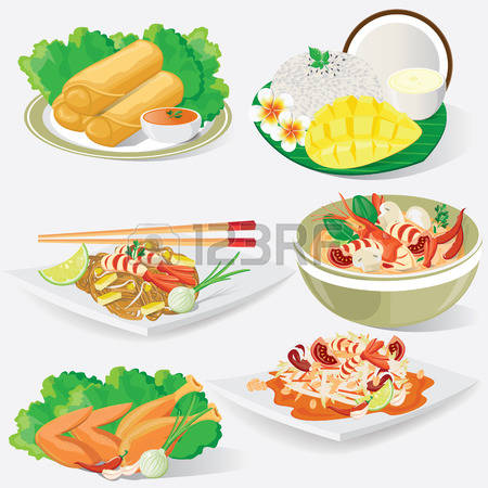 1,182 Favorite Food Stock Vector Illustration And Royalty Free.