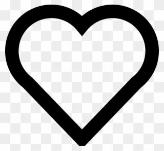 Love Clipart Simple Heart.