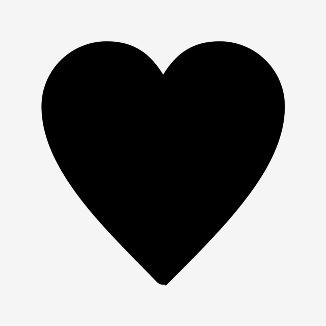 Vector Favorite Icon, Favorite, Heart, Like Icon PNG and Vector with.
