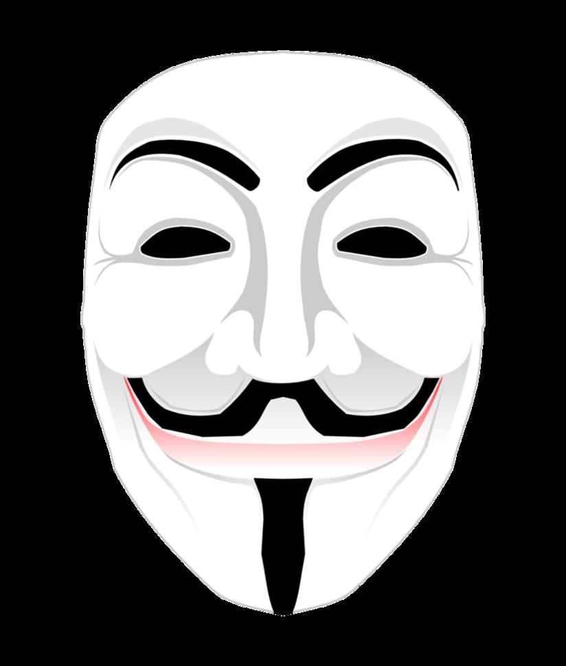 V For Vendetta Mask Vector Guy fawkes mask...