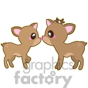 Showing post & media for Cartoon fawns.