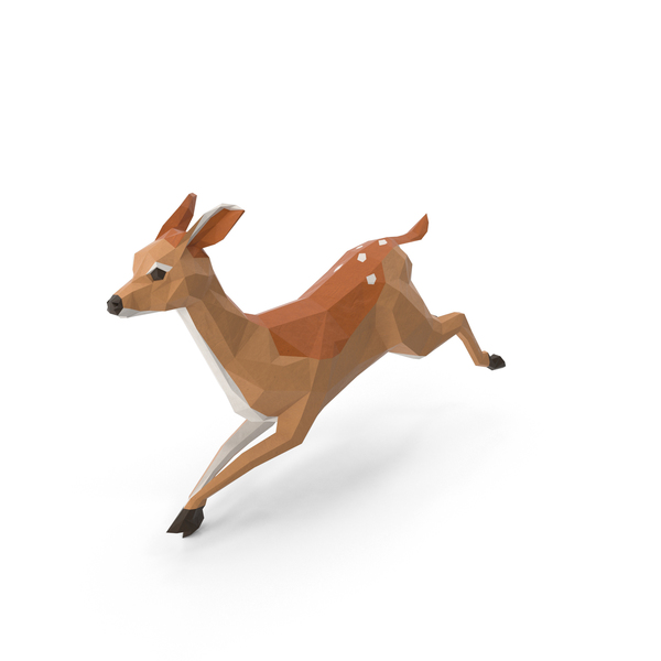 Low Poly Fawn PNG Images & PSDs for Download.