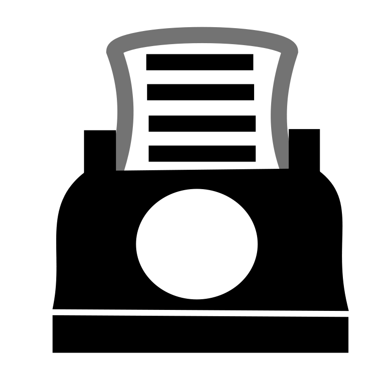 Fax 20clipart.