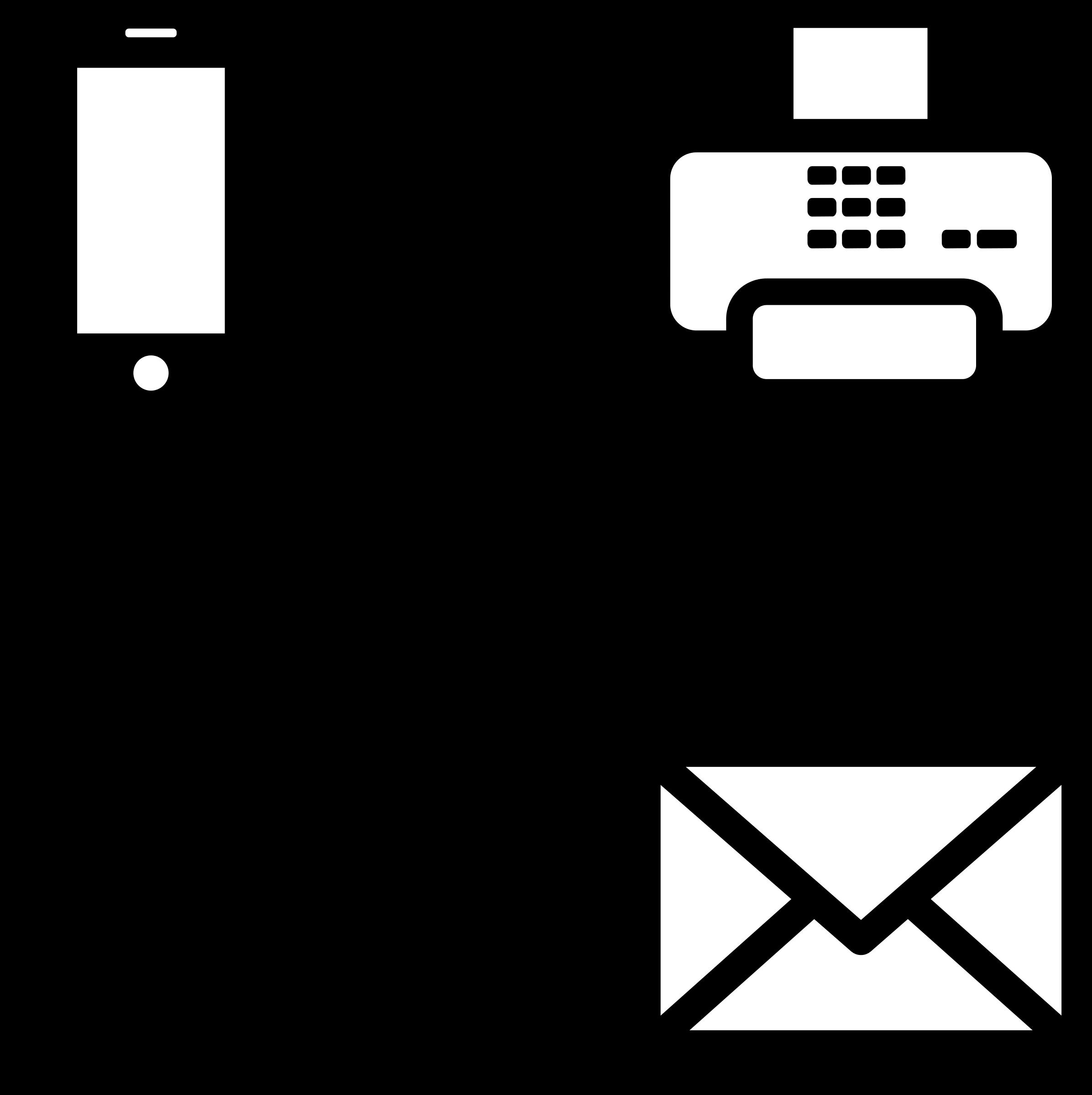 Fax Logo Clipart.