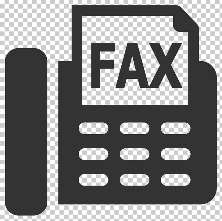Internet Fax Computer Icons Scanner PNG, Clipart, Black And.