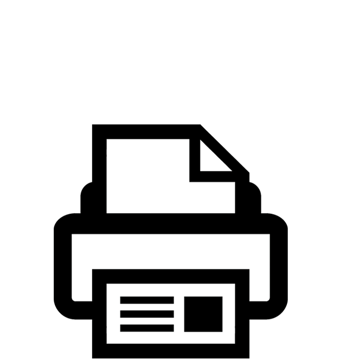 Fax Icon, Transparent Fax.PNG Images & Vector.