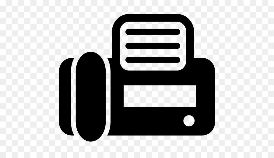 Fax Symbol png download.