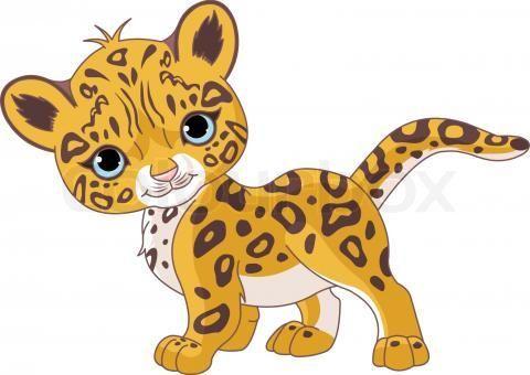 Cheetah cartoons google search baby faye vector clipart.
