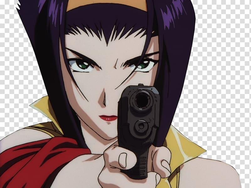 Faye Valentine Spike Spiegel Jet Black YouTube Anime.