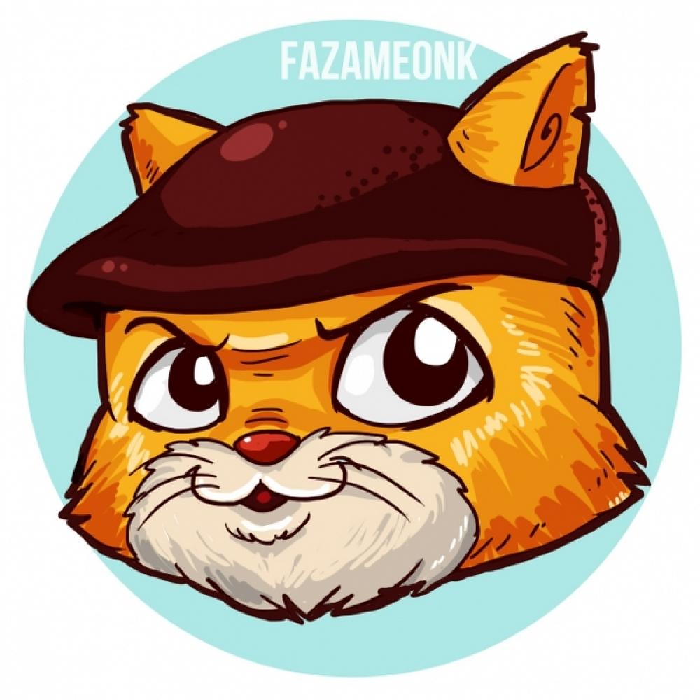 Faza Meonk new Avatar by FazaMeonk.