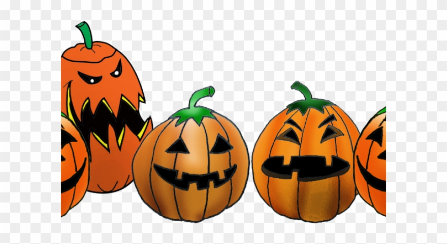 Trick Or Treat Clipart Border.