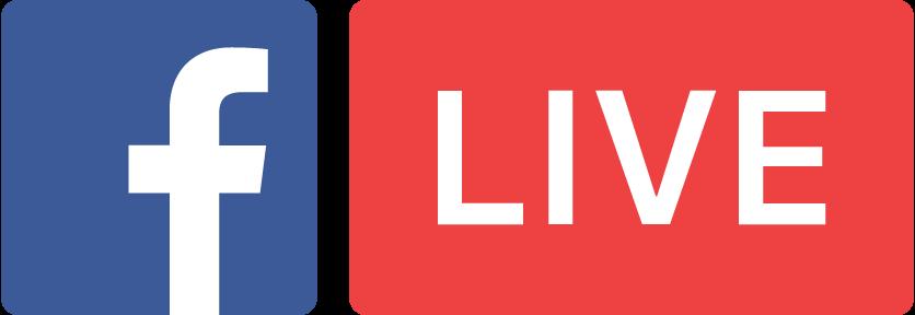 Facebook Live logo vector (.eps + .png) free download.