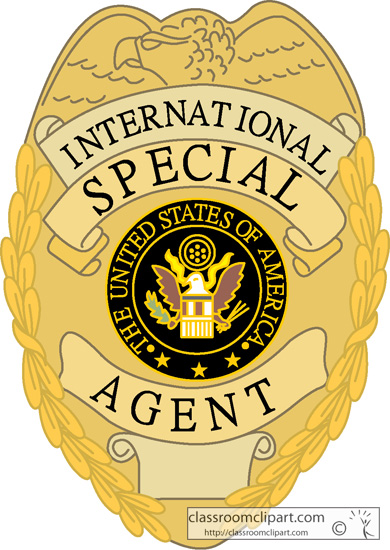 Fbi badge clip art.