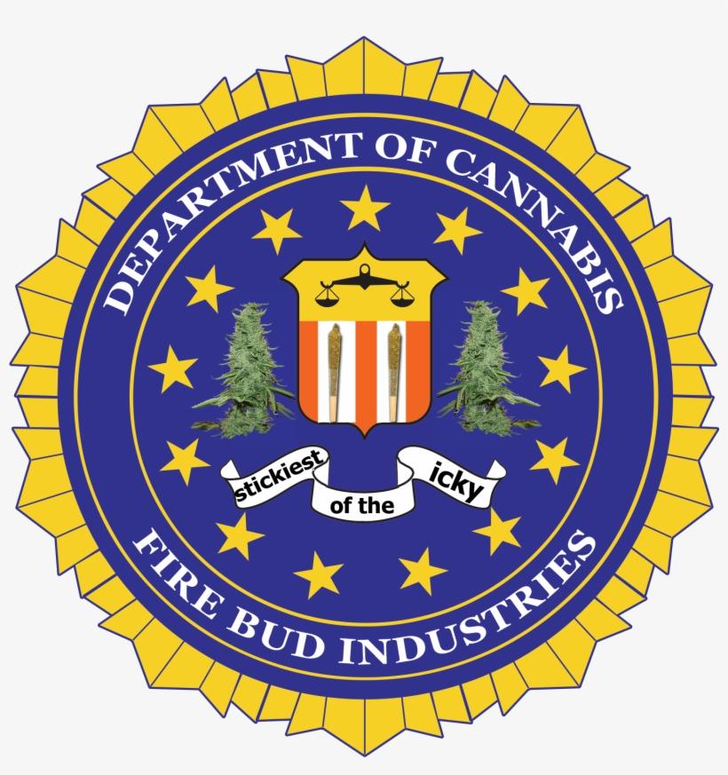 Fbi Logo Transparent PNG.