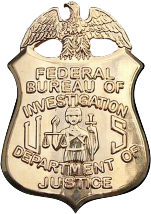File:Badge of a Federal Bureau of Investigation special agent.png.