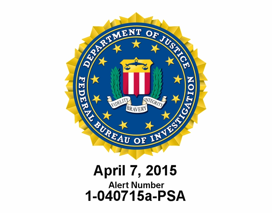 Fbi Wordpress Public Service Announcement.