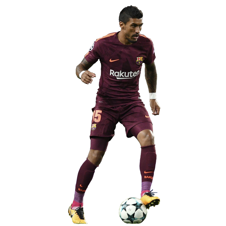 Paulinho Render Png/Vector (FC Barcelona).