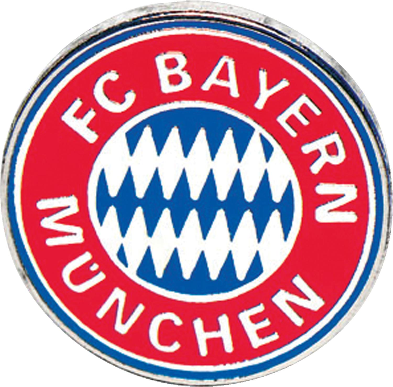 Fc Bayern München Emblem Pin, Badge.