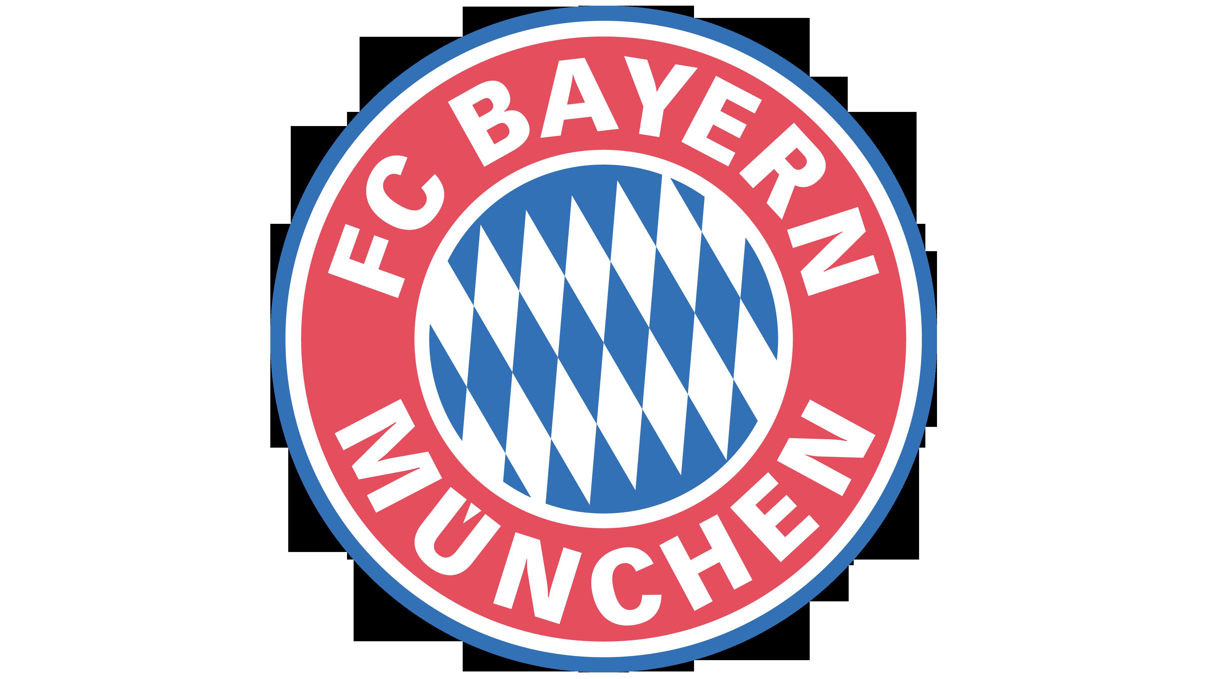 FC Bayern München logo.